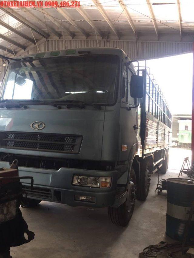 xe tải thùng 18 tấn