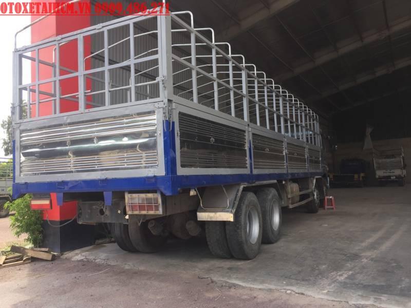 thùng xe camc 18 tấn