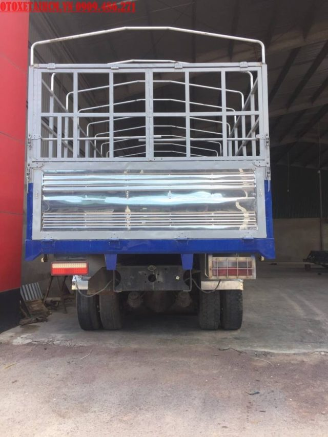 thùng xe 4 dò
