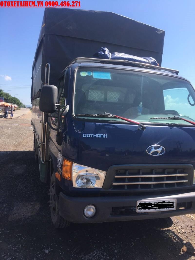 xe tải 6.5 tấn cũ