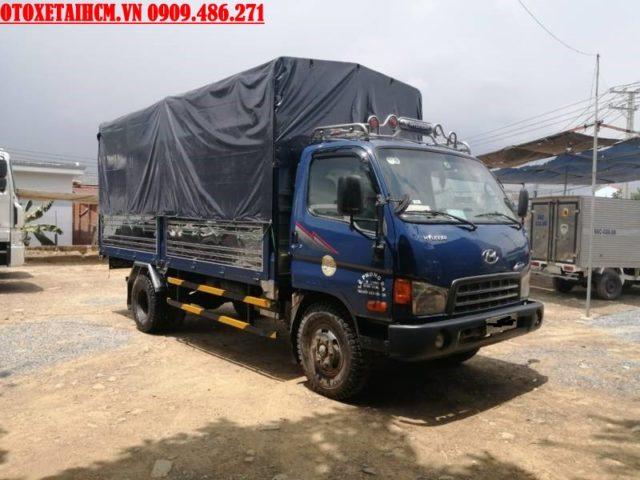 mua xe tải hd72 cũ