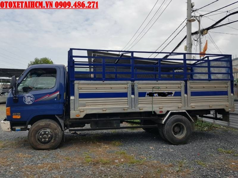 xe tải hyundai 6.5 tấn