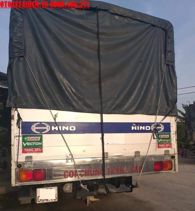 xe tải 3 chan cũ