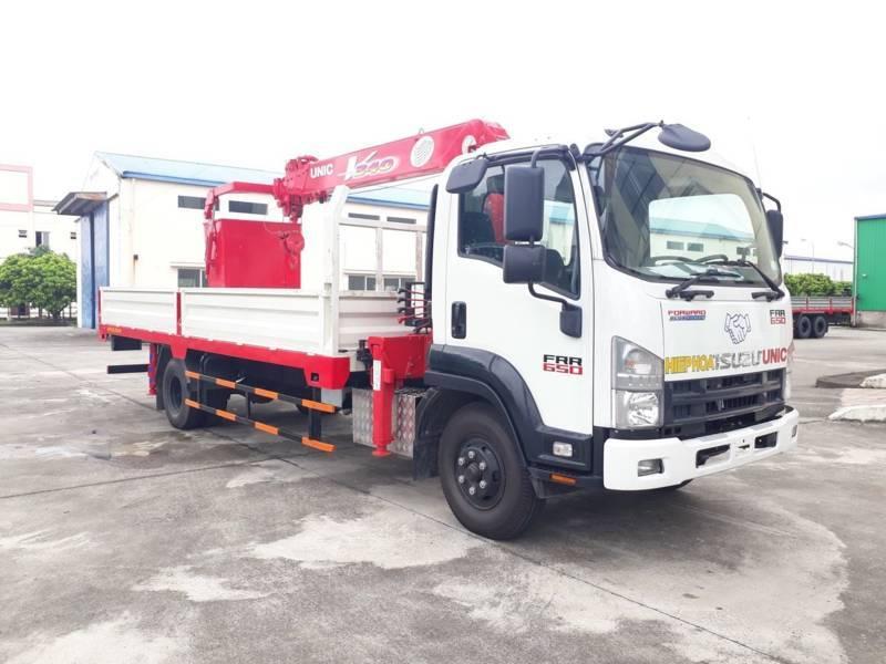 xe tải chuyên dùng