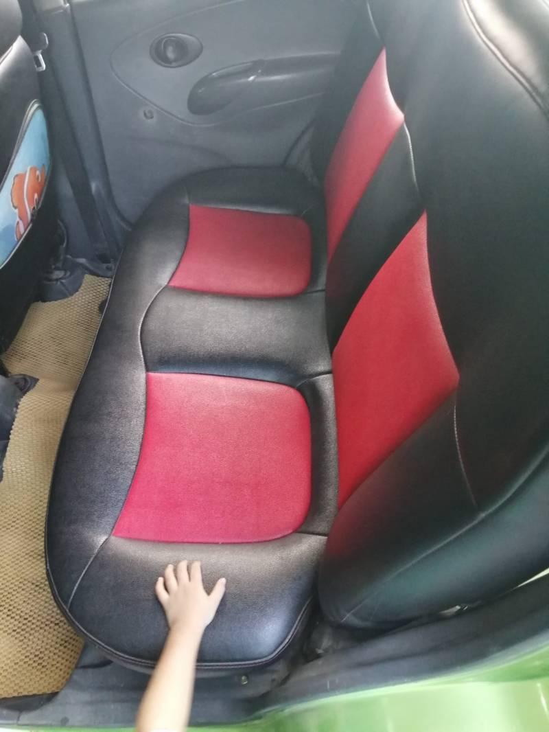 ghế sau xe matiz
