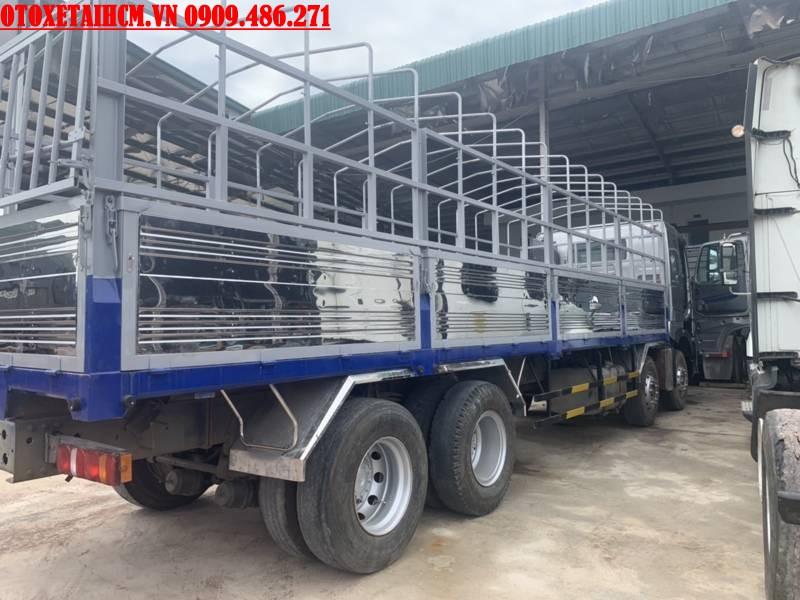 thùng xe 18 tấn