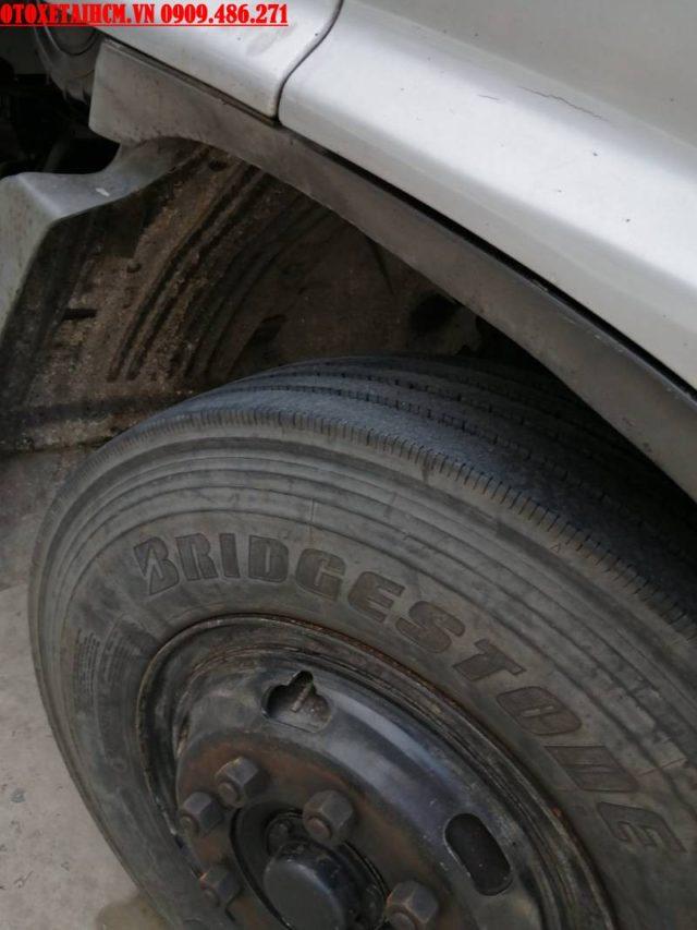 lốp xe tải Hino