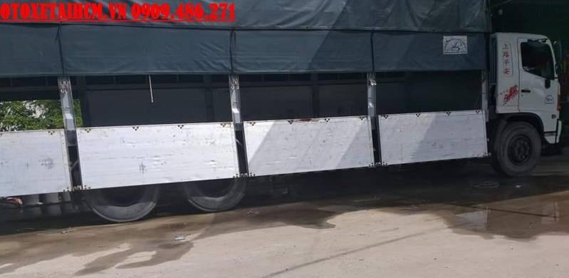 thùng xe 9m