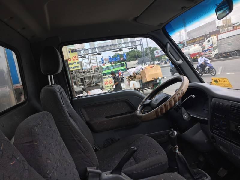 noi thất xe tải Kia