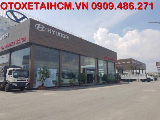 ô tô Hyundai Phú Mỹ