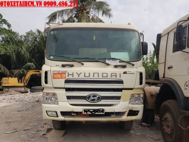 xe ben hyundai hd270 cũ đời 2017