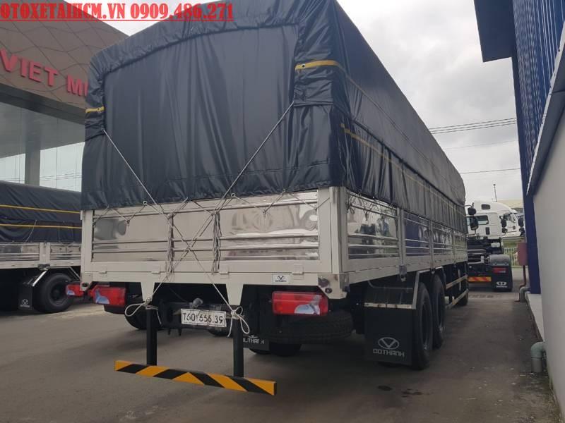 thùng xe tải daewoo 3 chan
