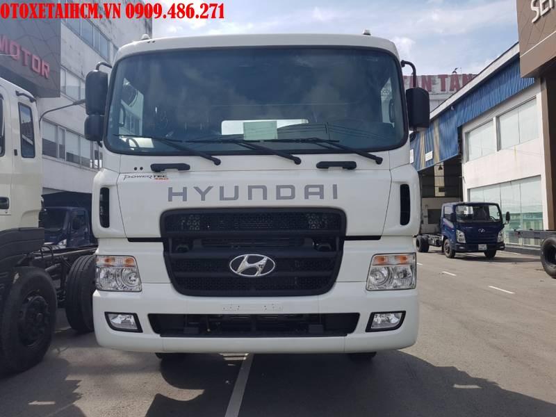 hyundai HD320 4 chân