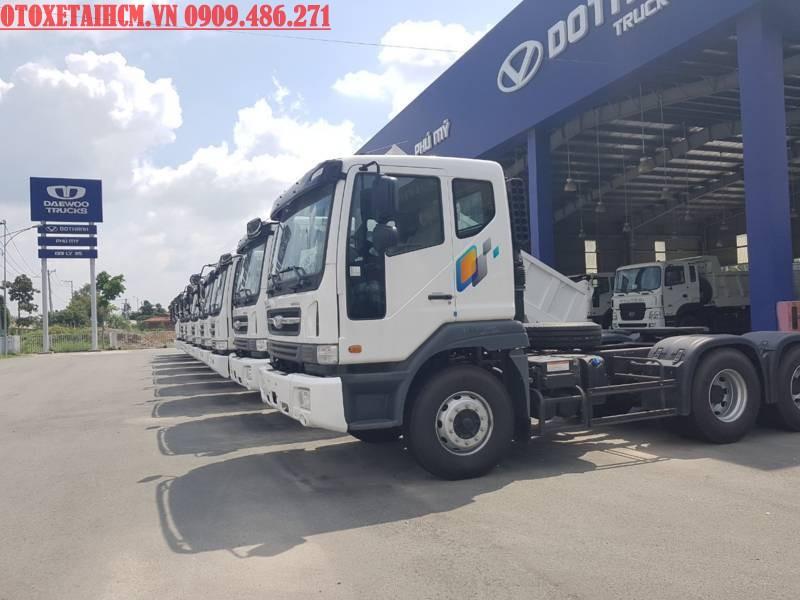 xe tải nặng