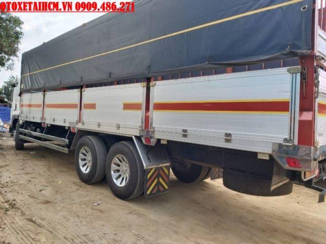 thùng xe tải dài 9m5