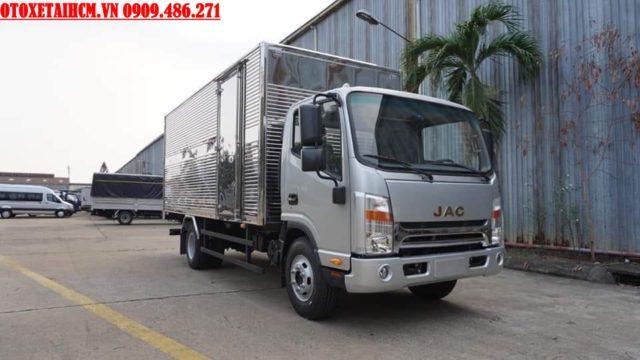 xe tải jac 6 tan