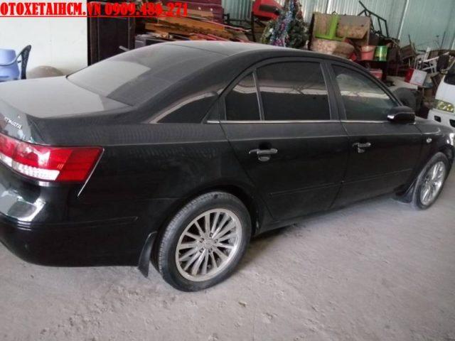 xe Sonata 2009