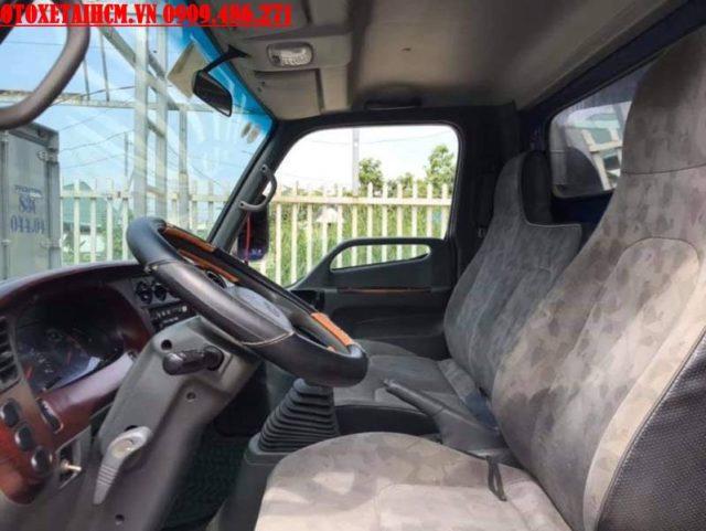 nội thất xe 8 tấn cũ