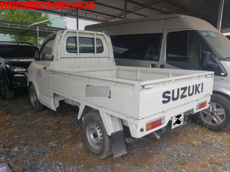 xe tải cũ 750kg thùng lửng