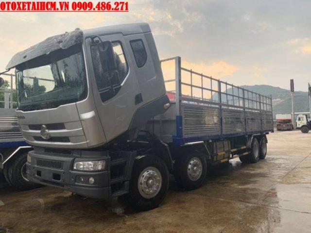xe tải chenglong cũ