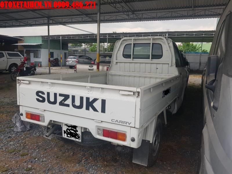 xe tải 750kg cũ thùng lửng