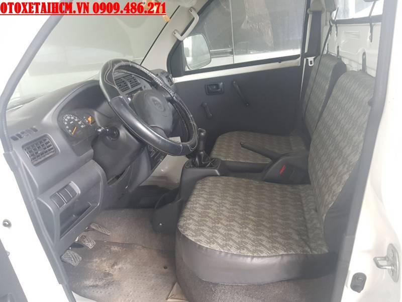 nội thất xe tải 700kg cũ