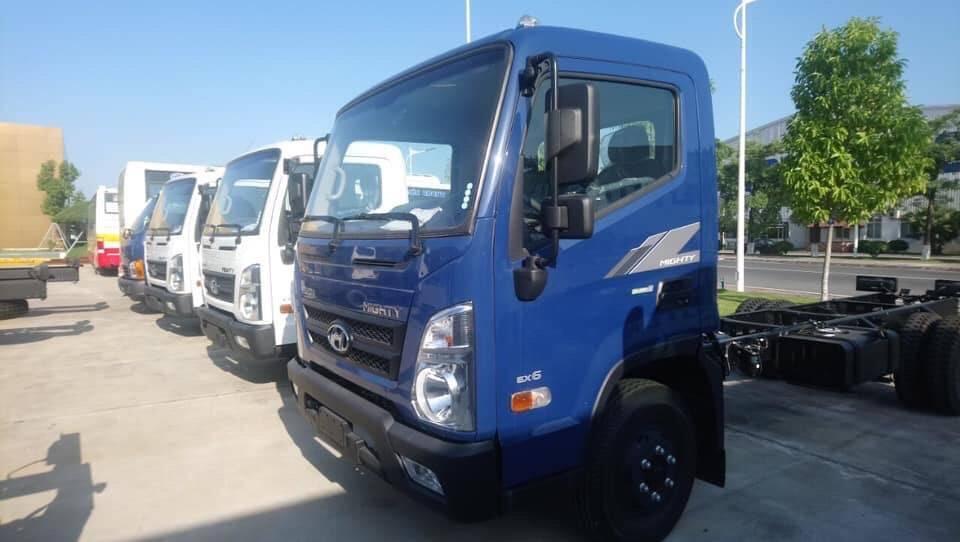 xe tải Hyundai 5T