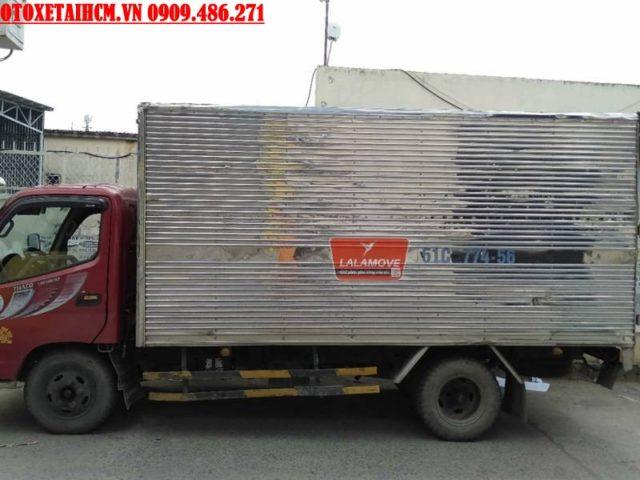 xe tải 1.8 tấn cũ