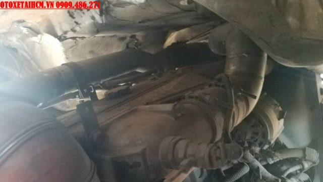 động cơ xe tải auman c990