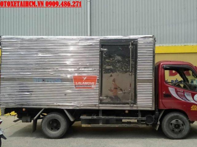 Thaco Aumark 1.8 tấn cũ