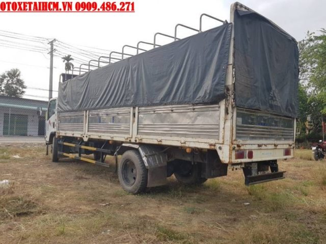thùng xe 8t2