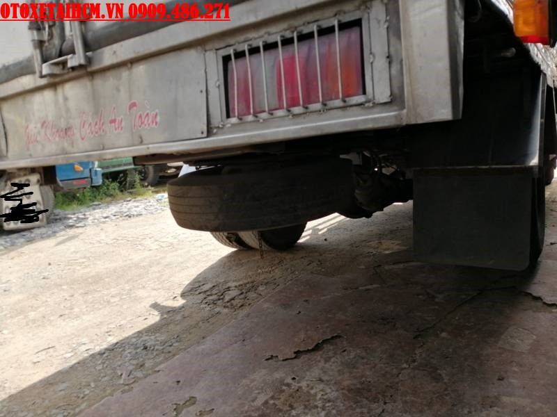 xe tải thùng kín