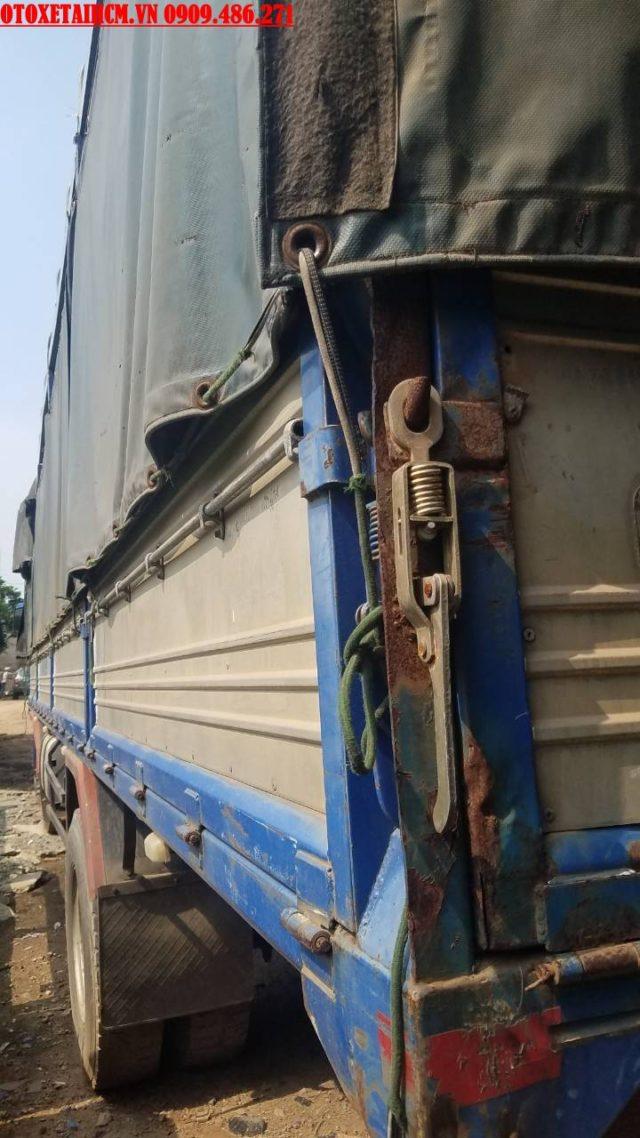 thùng xe 2 dí cũ 9m7