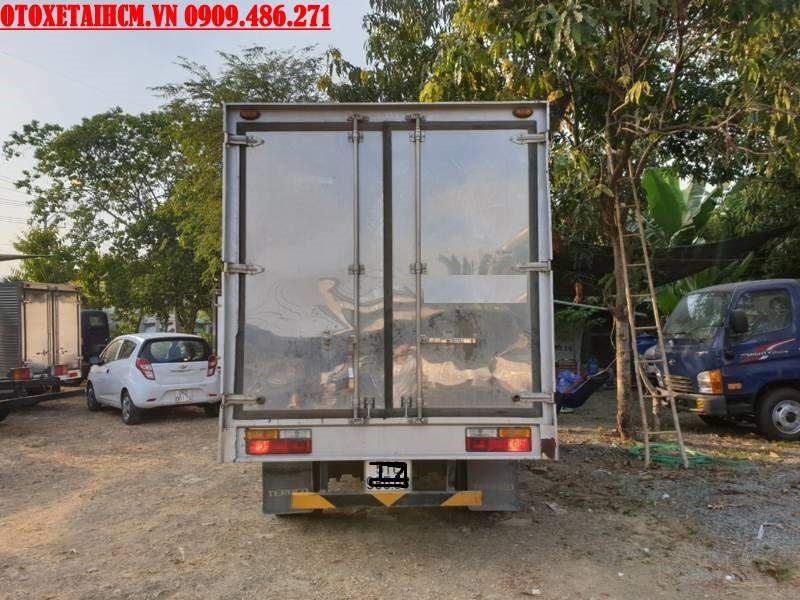 thùng xe 2.5 tấn