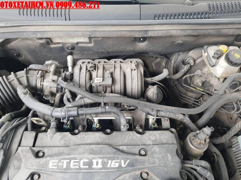 động cơ xe chevrolet cruze 4 chỗ cũ