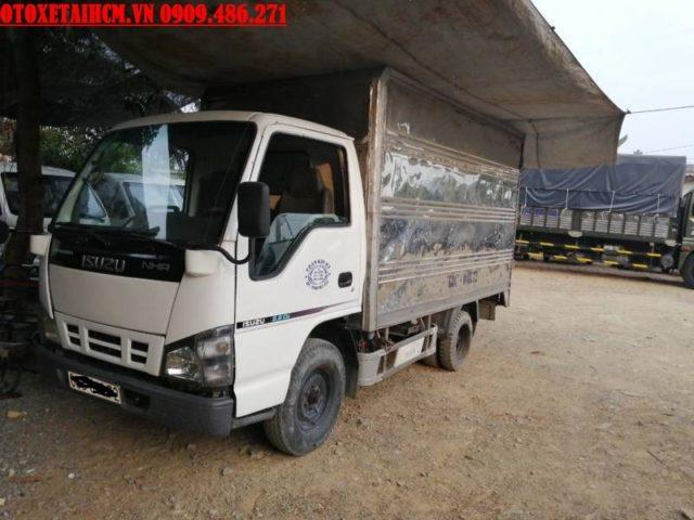 xe tải isuzu 1 tấn cũ