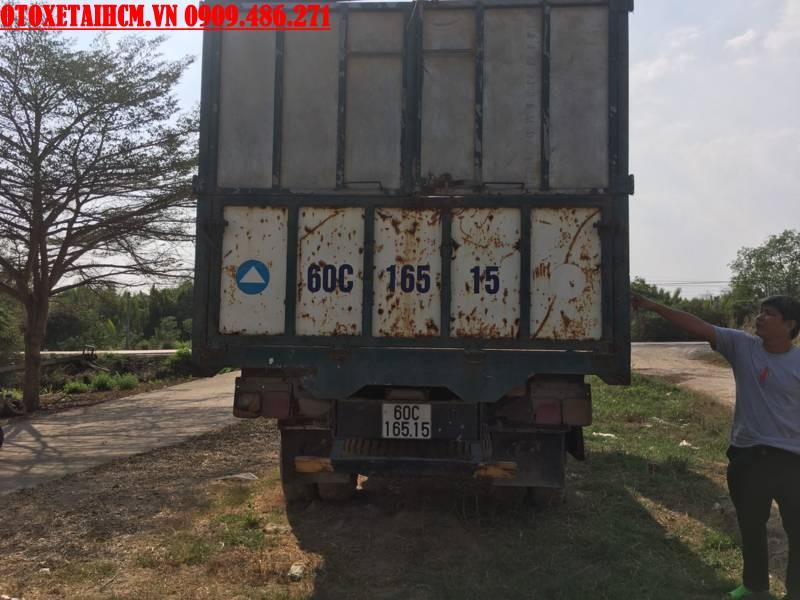 xe thùng 7 tấn