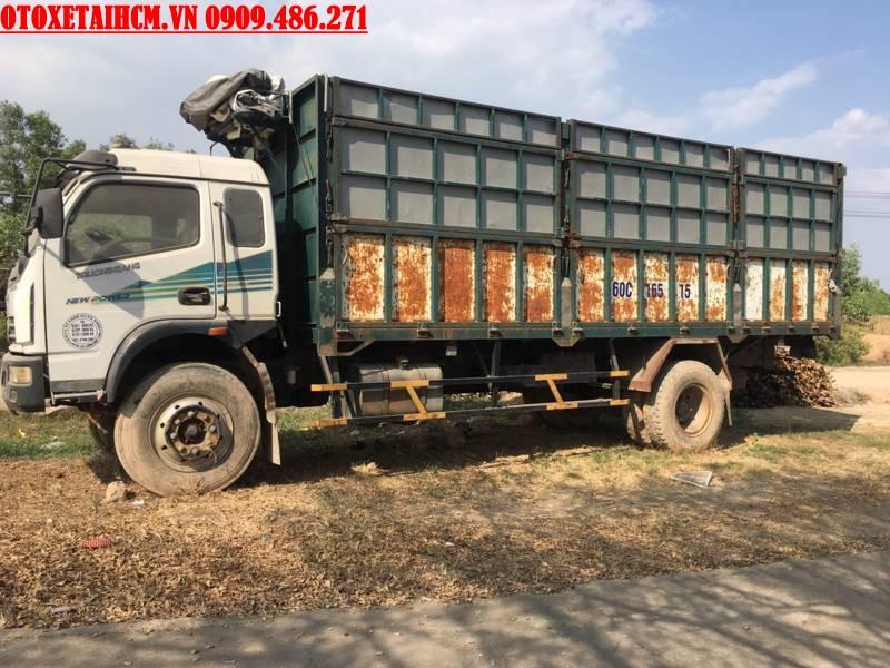 xe tải thùng 7 tấn cũ