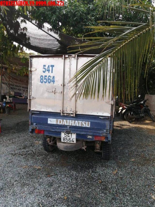 xe tải daihatsu cũ 1T