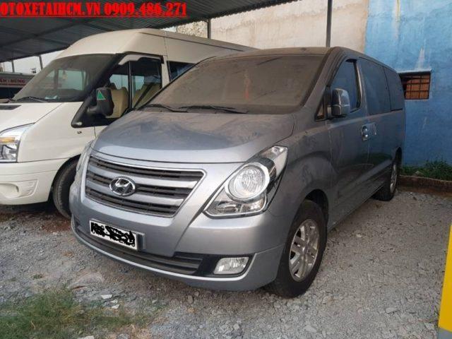 Hyundai Starex 9 chỗ cũ