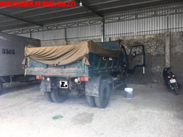 xe ben thaco cũ