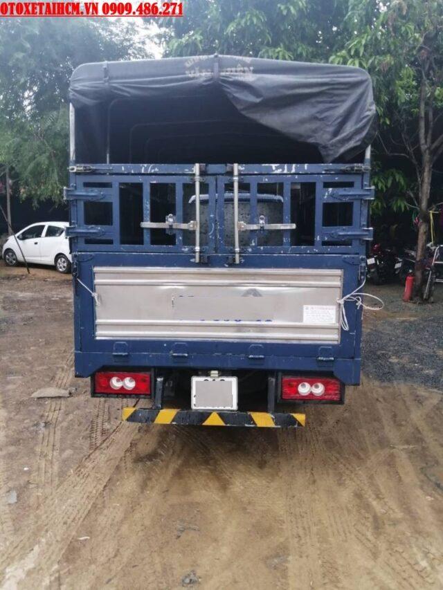 thùng xe tải jac