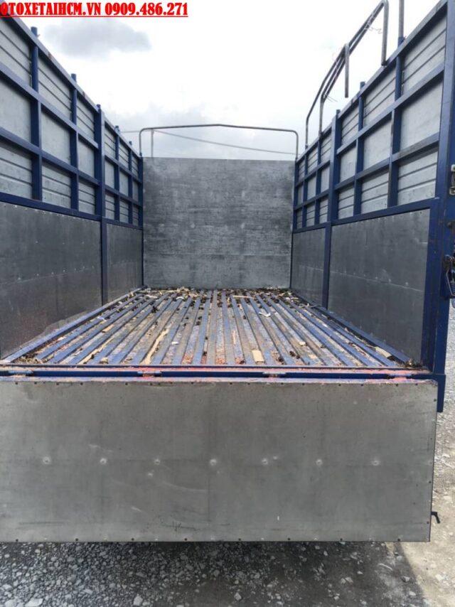 thùng xe tải tmt