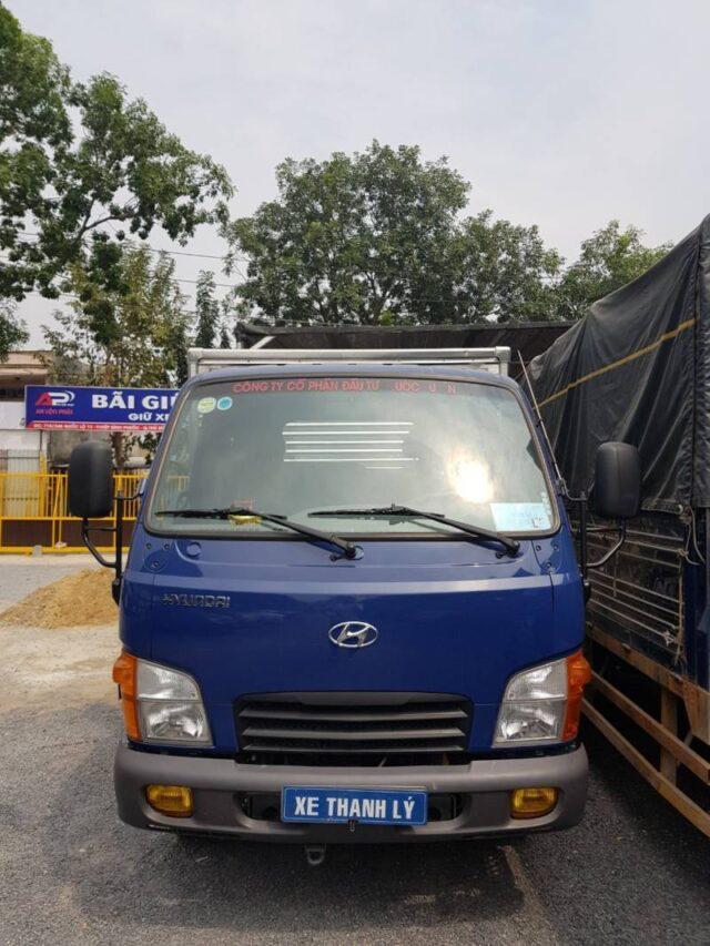 Hyundai 2.4 tấn cũ N250SL