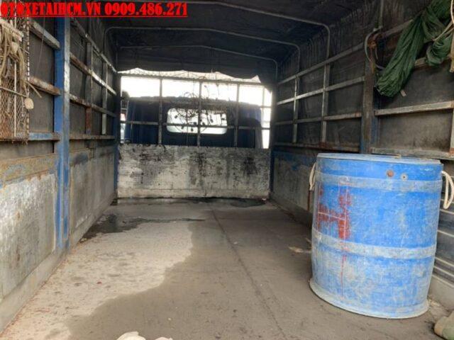 thung xe tải Đô thành Iz65 3.5 tấn cũ