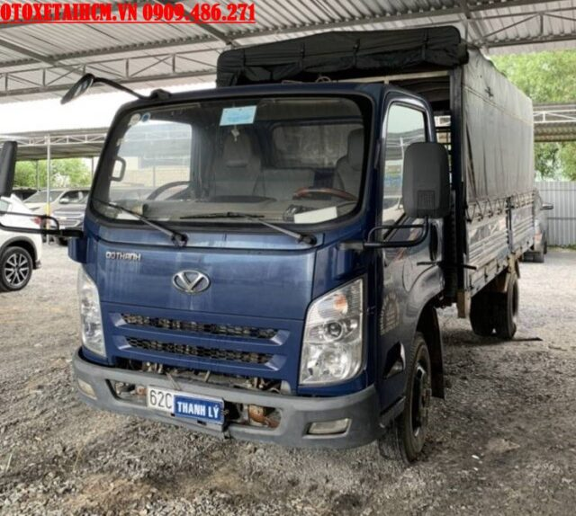 xe tải cũ 3t5