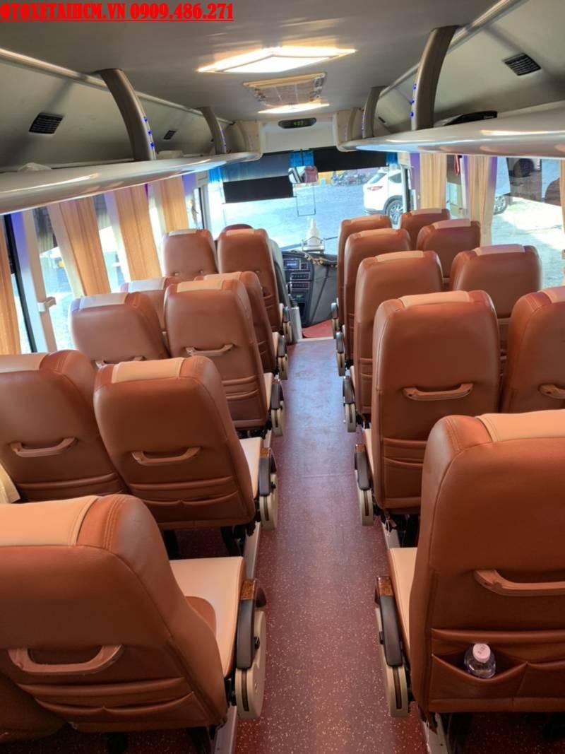 xe khách 29 chỗ cũ