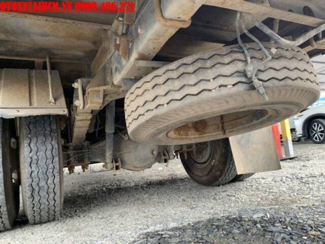 gầm xe tải